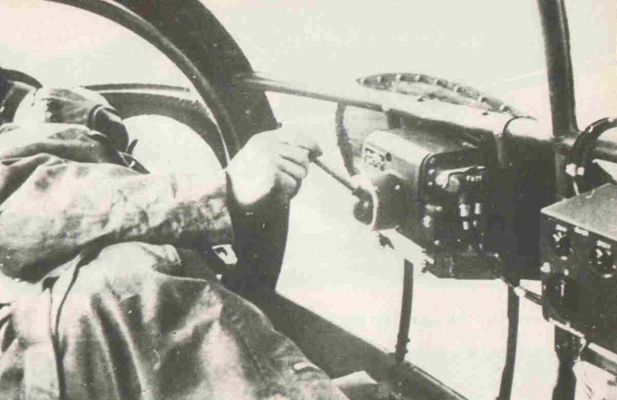 Die Gleitbombe Hs293 der Luftwaffe