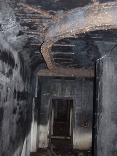 Bunker auf der Halbinsel Hela